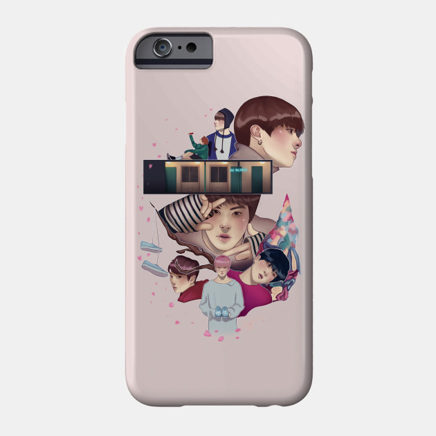 BTS IPHONE 7 CASE
