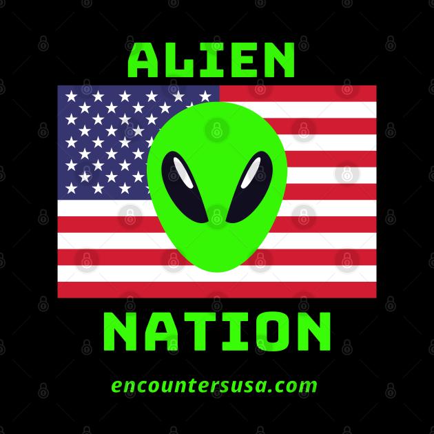 Encounters USA Alien Nation