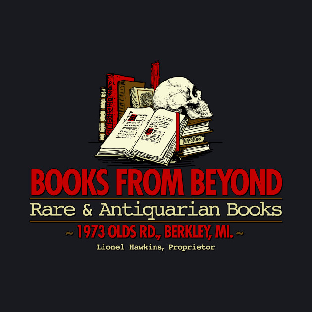 Books from Beyond