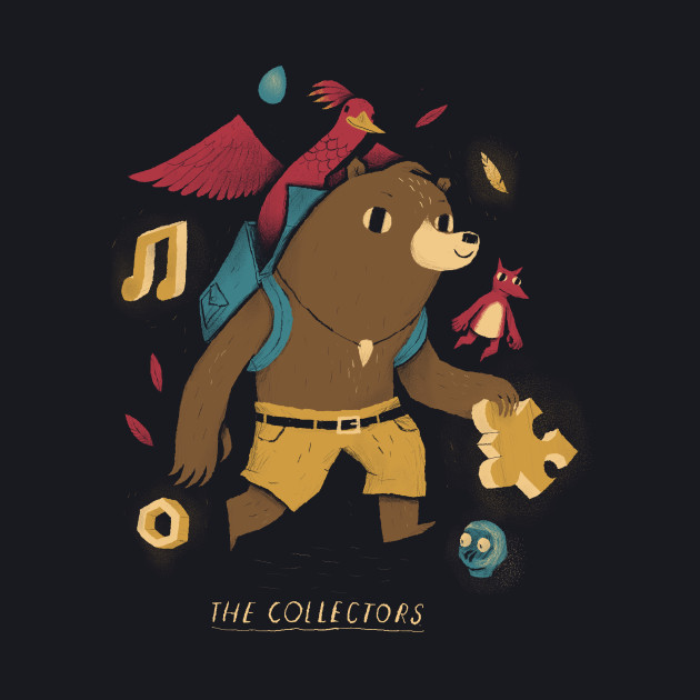 the collectors!