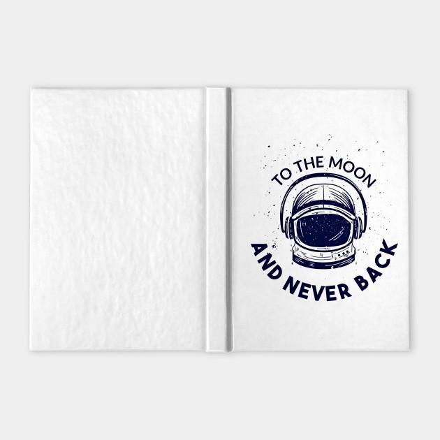 Astronaut Print Typography