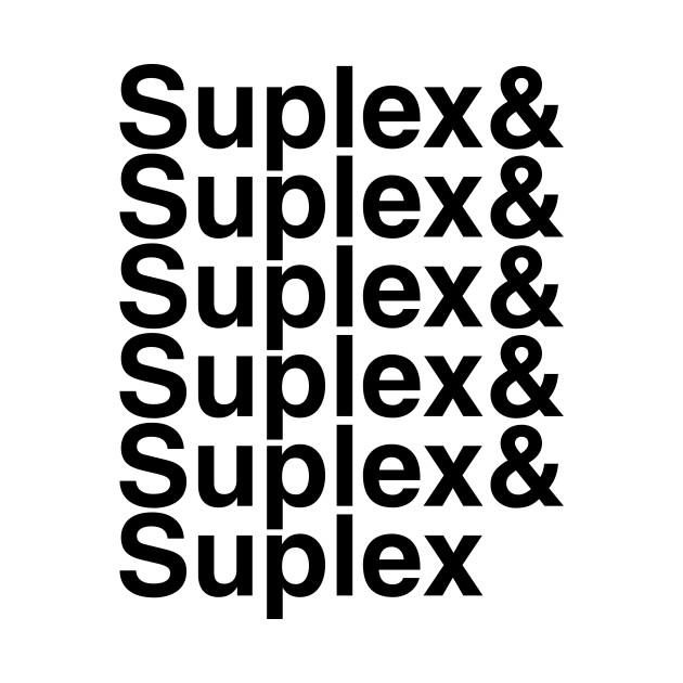 Suplex Helvetica List