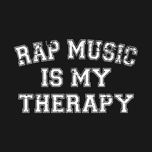 Rap Is My Therapy