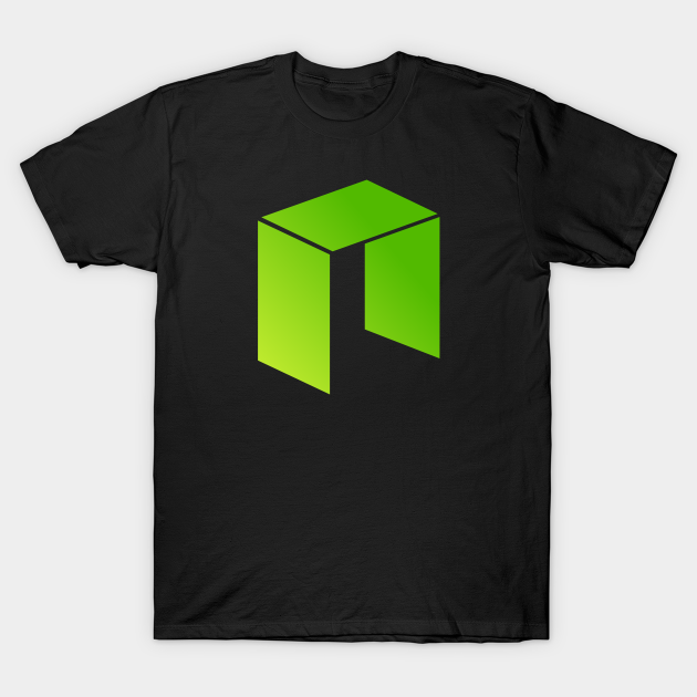 NEO Logo Cryptocurrency - Neo - T-Shirt | TeePublic