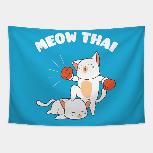 Muay Thai Cats