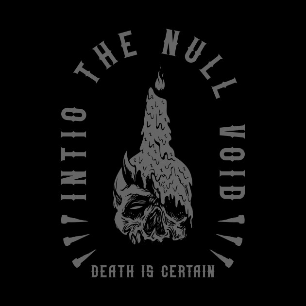 INTO THE NULL VOID