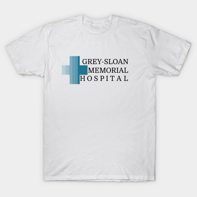 Grey Sloan Memorial Hospital Grey S Anatomy Greys Anatomy T