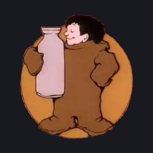 Mickey the Milkman