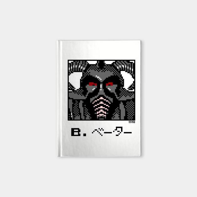 8 Bit Big Van Vader