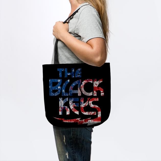 AMERICAN BLACK KEYS LOGO