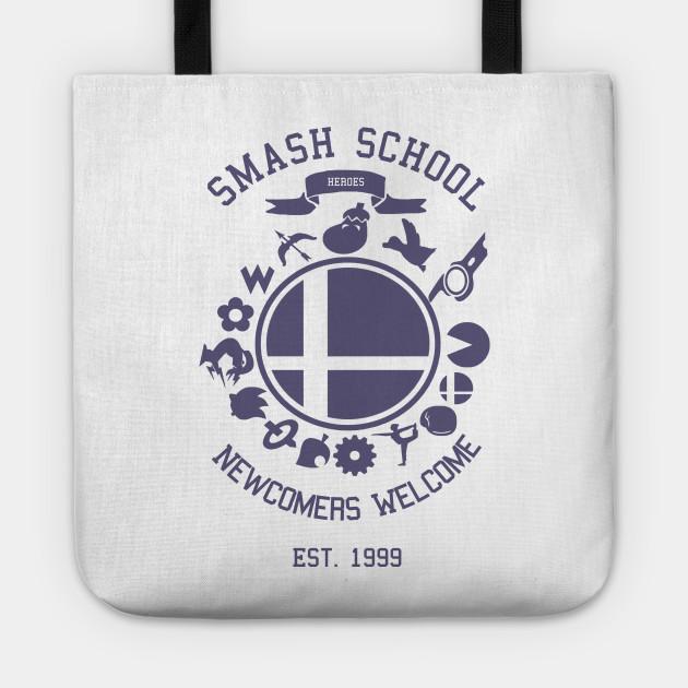 Smash School Newcomer (Purple)