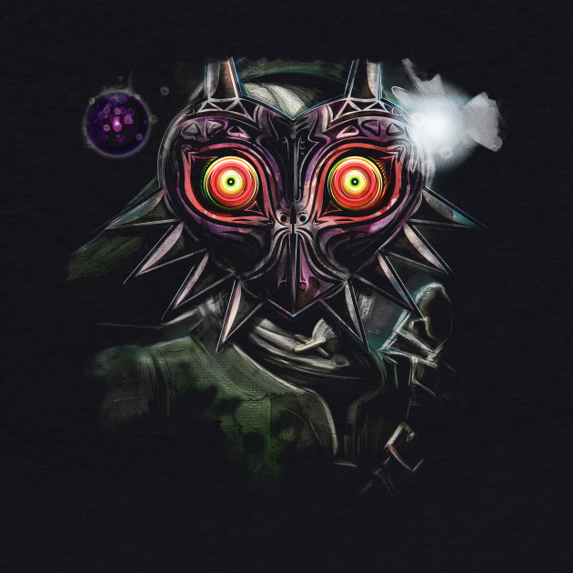 Majora Link - The Ultimate Mask