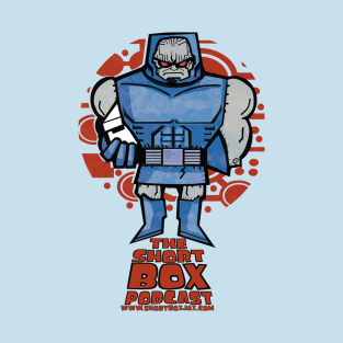 The Shortbox Podcast: Darkseid Edition T-Shirt