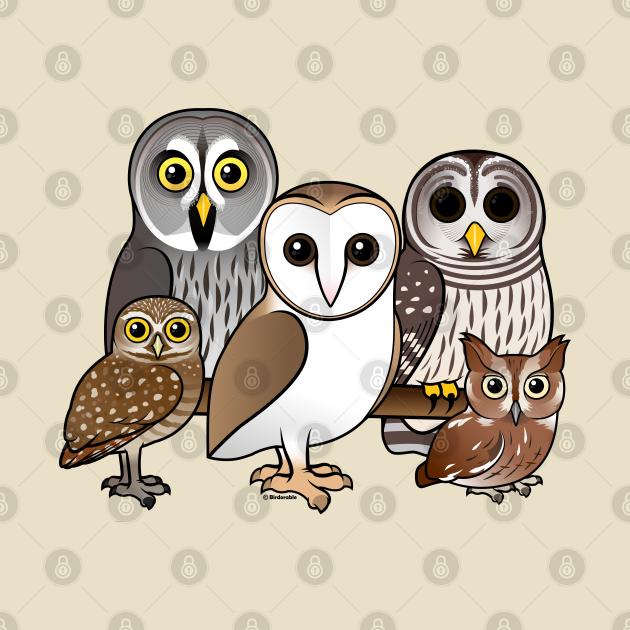 Birdorable Owl Fan