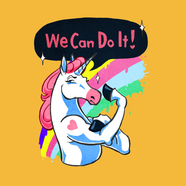 Unicorns Can Do It