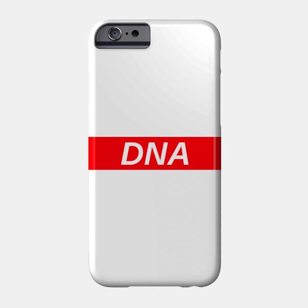 DNA // Red Box Logo