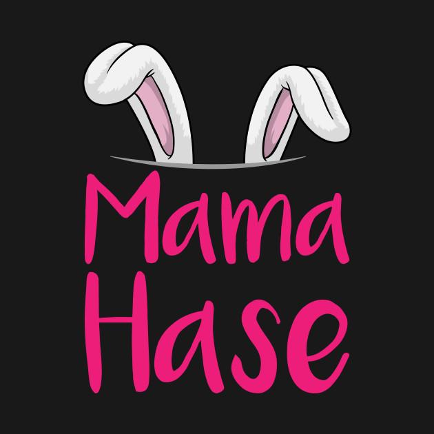 Easter Easter Bunny Mum Egg Hunt