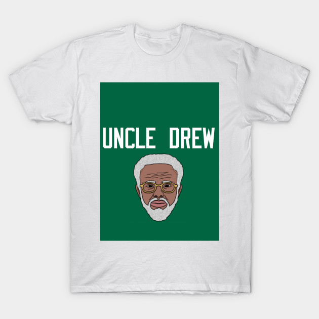 the best attitude e0f08 a4b7b Uncle Drew Celtics