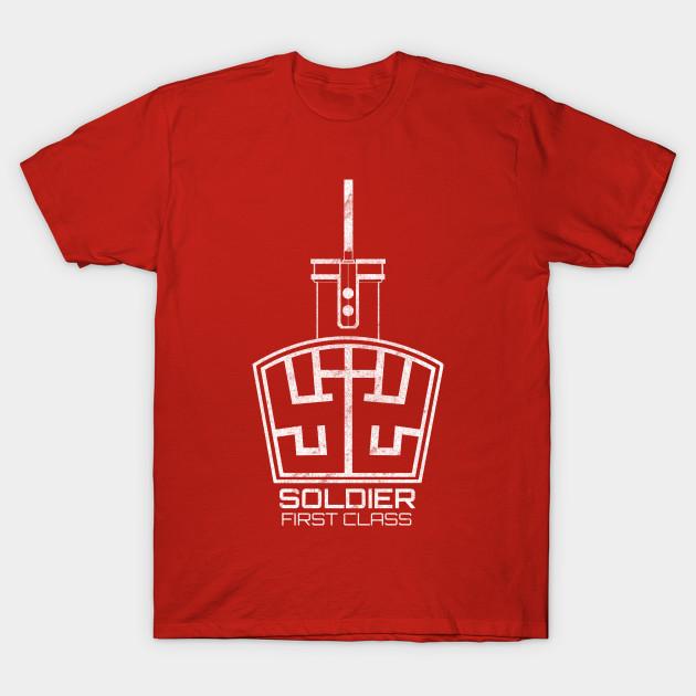 Tifa Shirt, Von ivonne soto xxx