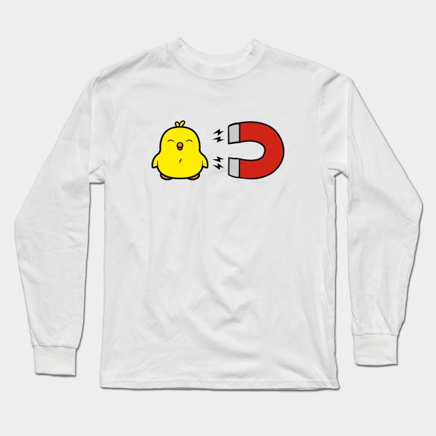 Chick Magnet Unisex Long Sleeve Shirt