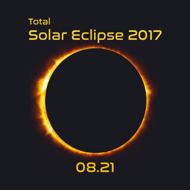 Total Solar Eclipse 08-21-2017