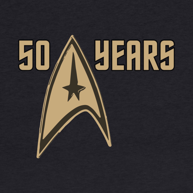 Star Trek 50 Years Anniversary