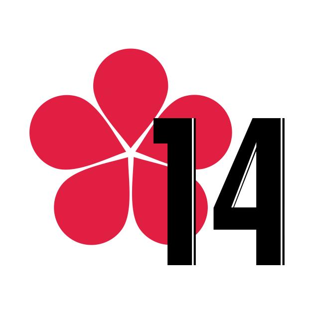 Flower 14 | Kawakami's bikini tee