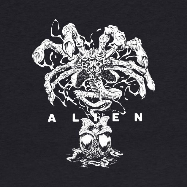ALIEN: FACEHUGGER