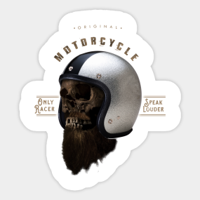 vintage helmet stickers teepublic