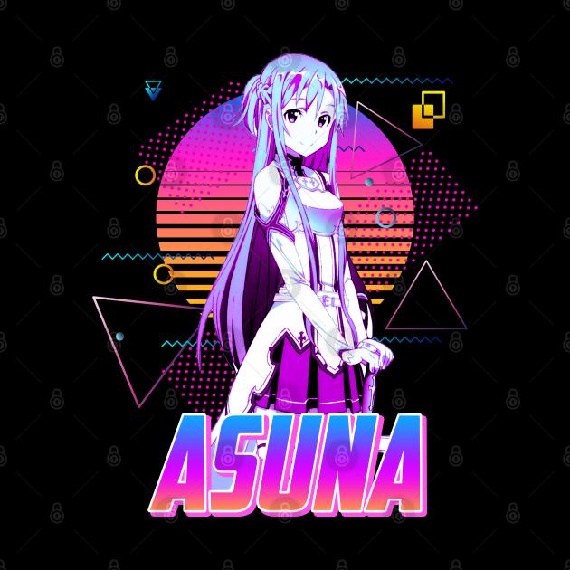 Asuna Retro Style