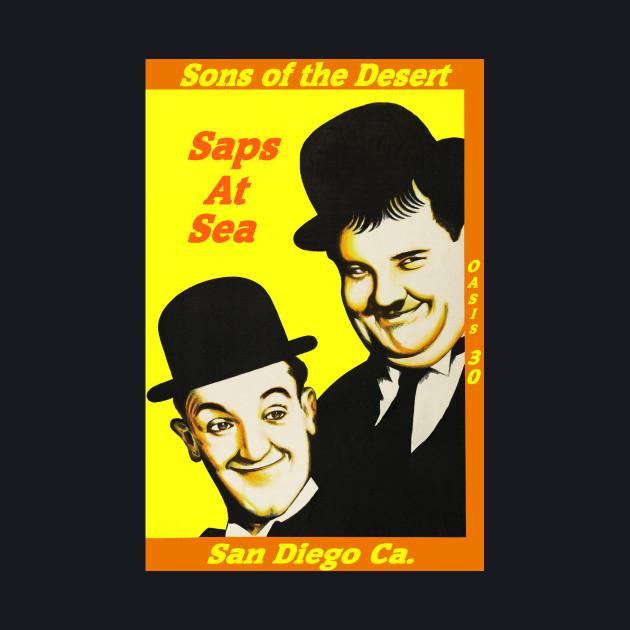 Saps at Sea Shirt