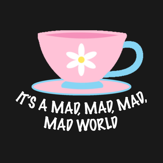 Alice in Wonderland Mad Tea Party
