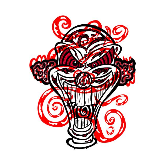 TonkiTonki the Clown