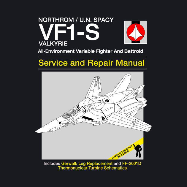VF 1-S Service and Repair