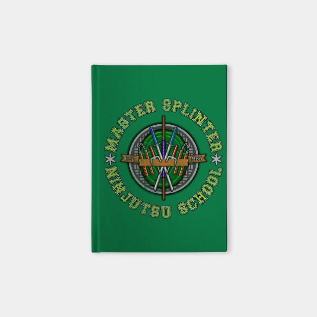 Master Splinter's Ninjutsu School (Vintage)