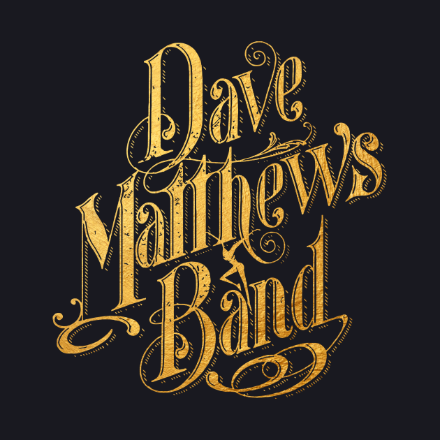 Dave Matthews Band Gold