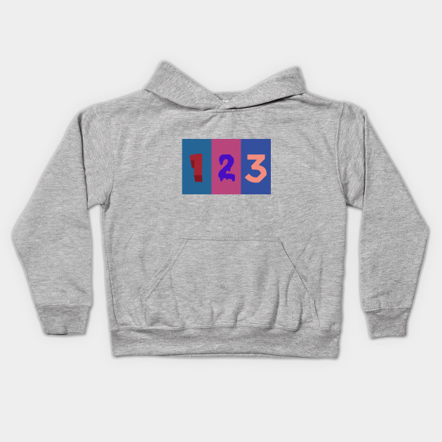 Chance The Rapper 123 Chance The Rapper Kids Hoodie Teepublic