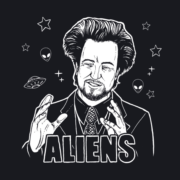 The Aliens Guy (Giorgio Tsoukalos)