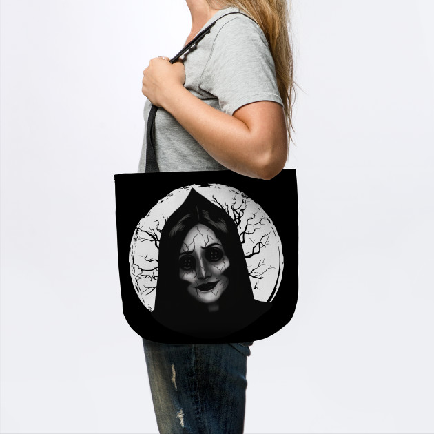 Mother Of Coraline Coraline Movie Tote Teepublic