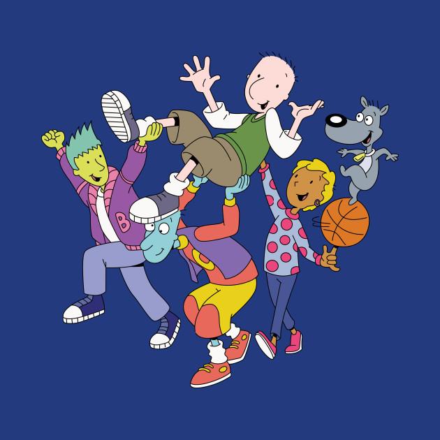 Doug Funnie & Friends