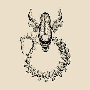 H.R. Giger Original Alien