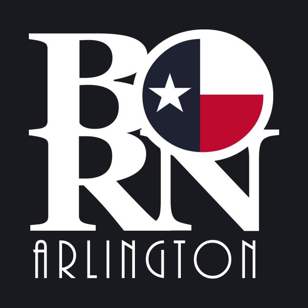 BORN Arlington (white ink)