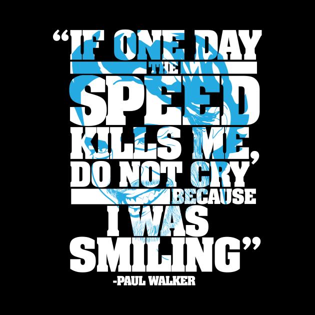 PAUL WALKER SHIRT #2