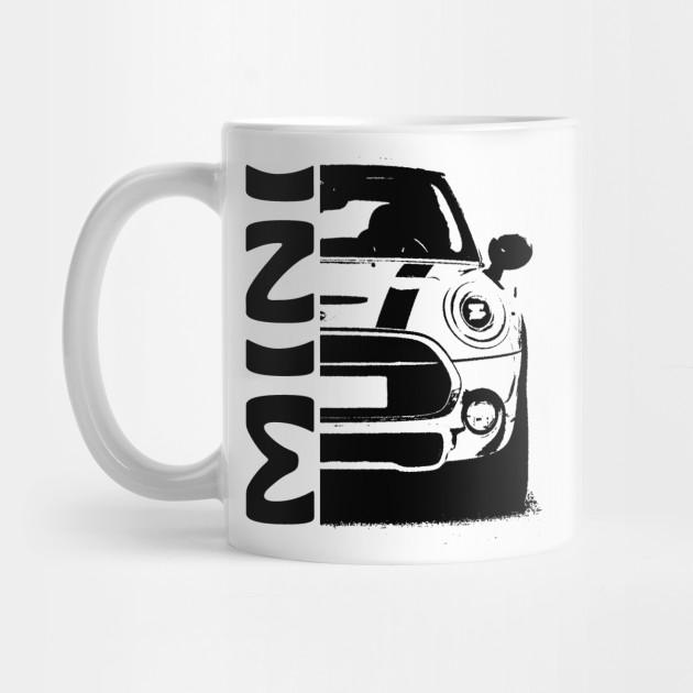 mini, mini cooper - Mini Mini Cooper - Mug | TeePublic