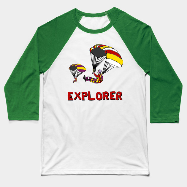 The Original Stranger Things EXPLORERS shirt - dustin's shirt