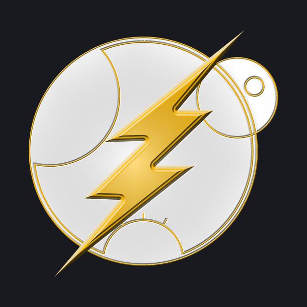 Gallifreyan Flash Logo