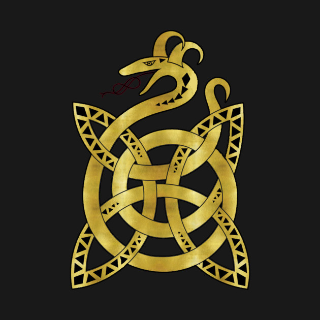 Ilvermorny House of the Horned Serpent