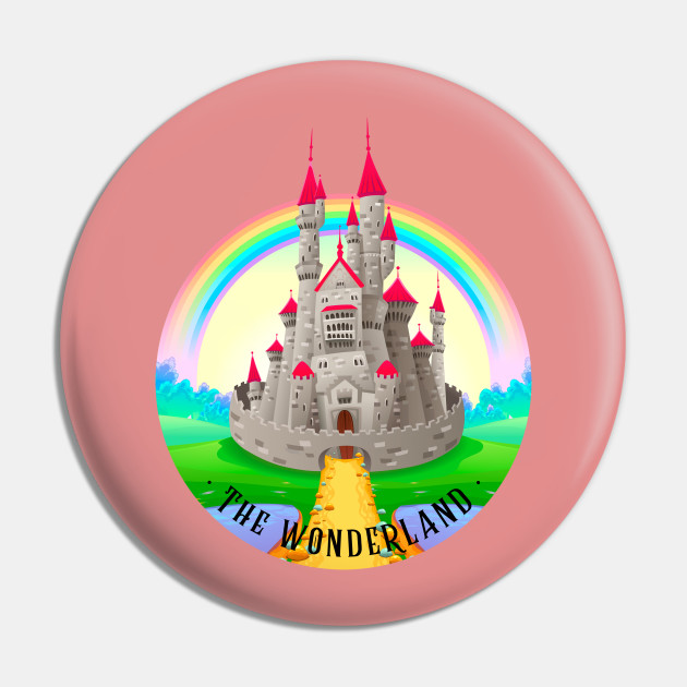 The Wonderland Magical Rainbow Castle