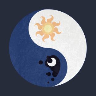 Celestia & Luna Yin Yang