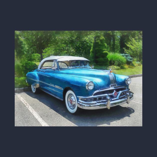 Cars - Blue 1951 Pontiac
